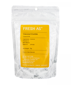 FRESH AS COCONUT CRUMBS 70GM