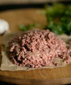 FROZEN MINCED LAMB 500GM/PKT