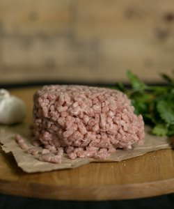 FROZEN PORK COLLAR  MINCED 500GM/PKT