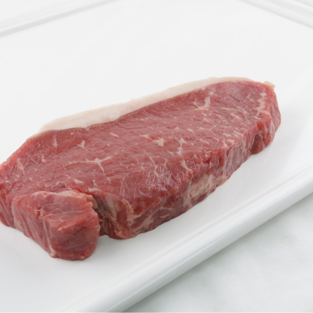 BRAZIL FROZEN BEEF STRIPLOIN 180GM-220GM/PCS