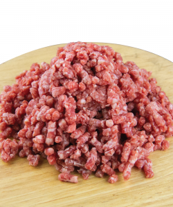 FROZEN BLACK ANGUS LEAN MINCED BEEF 500GM/PKT