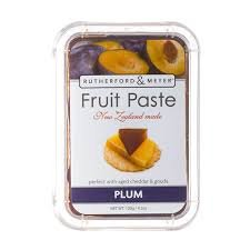 RUTHERFORD & MEYER PLUM PASTE 120GM