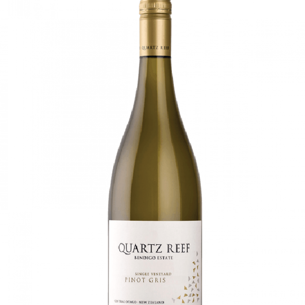 QUARTZ REEF PINOT GRIS 750ML