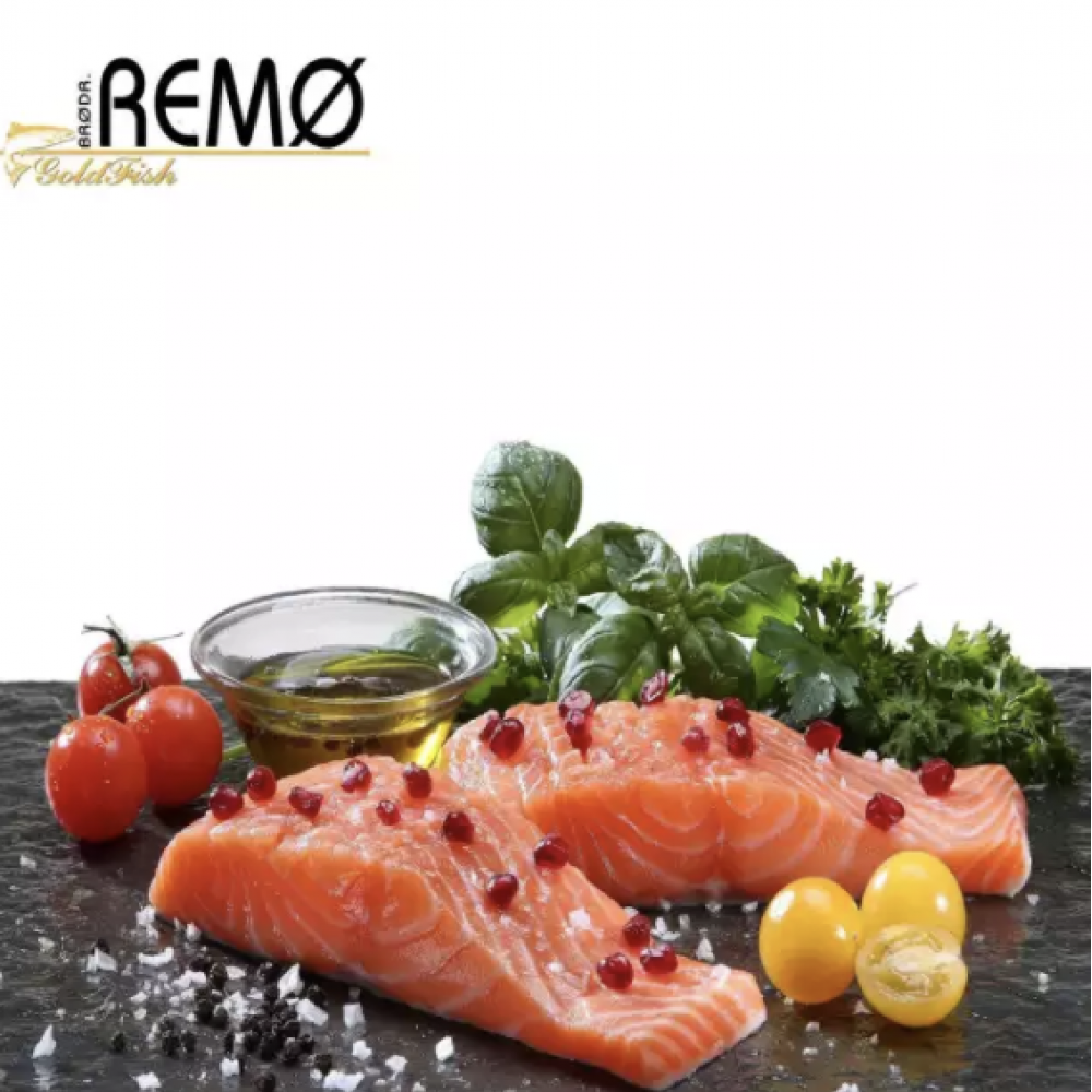 Brodr.Remo Salmon Portions  200g
