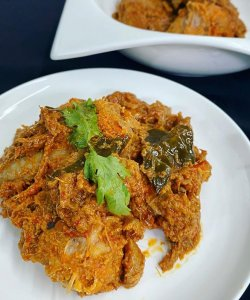 FROZEN CHICKEN RENDANG