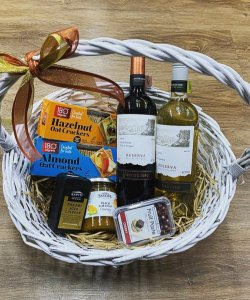 GOURMET GOODNESS HAMPER