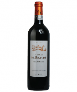 CHATEAU DE BRAUDE 750ML