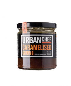 URBAN CHEF CARAMELISED ONION 260GM