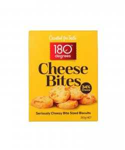 CHEESE BITES 150GM/BOX - 180 DEGREES