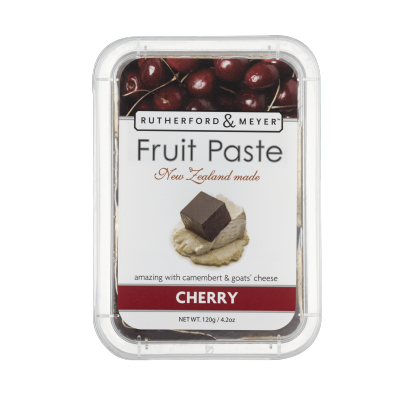 RUTHERFORD & MEYER CHERRY PASTE 120GM