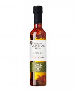 BELAZU EXTRA VIRGIN OLIVE OIL INFUSED CHILLI 250ML/BTL