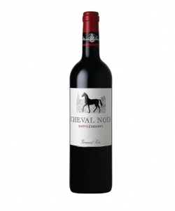 CHEVAL NOIR SE SAINT EMILION 750ML