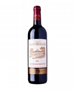 CHATEAU GRAND RIVALLON 750ML