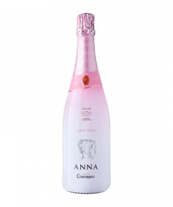 CODORNIU ANNA BRUT ROSE SLEEVER 750ML