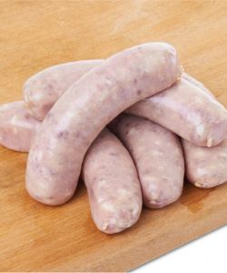 FROZEN ENGLISH CUMBERLAND PORK SAUSAGE 100GM X 5PCS