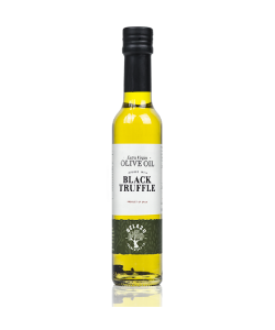EXTRA VIRGIN OLIVE OIL WITH BLACK TRUFFLE 250ML