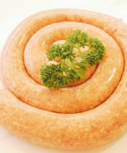 FROZEN CHICKEN SNAIL SAUSAGE 500GM/PKT