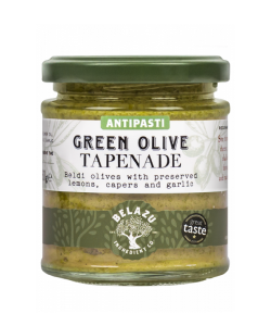 Green Olive Tapenade 160gm