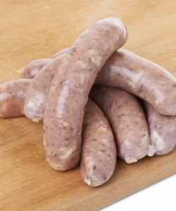FROZEN IRISH PORK SAUSAGE 100GM X 5PCS