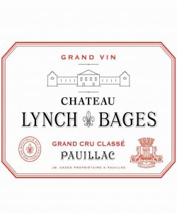 CH. LYNCH BAGES PAUILLAC 750ML VINTAGE 2011