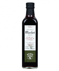 BELAZU MERLOT VINEGAR 500ML/BTL