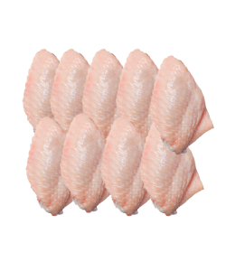 FROZEN CHICKEN MIDDLE WING 500GM/PKT