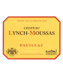 CH. LYNCH MOUSSAS PAUILLAC 750ML  VINTAGE 2012