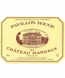 PAVILLON ROUGE DU CH. MARGAUX 750ML VINTAGE 2007