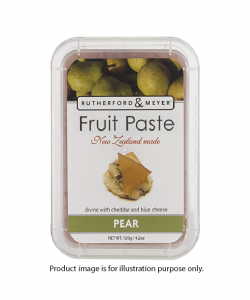 RUTHERFORD & MEYER PEAR PASTE 650GM