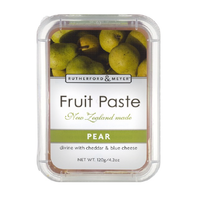 RUTHERFORD & MEYER PEAR PASTE 120GM