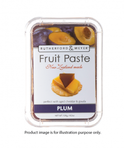RUTHERFORD & MEYER PLUM PASTE 650GM