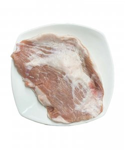 PORK JOWL FILLET 300-350GM/PKT - FROZEN