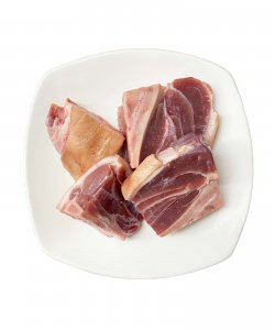 PORK KNUCKLE CUT 750-850GM/PKT - FROZEN