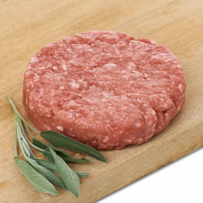 FROZEN PORK PATTY 150GM/PC