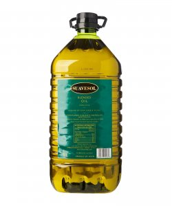 ACEITES VALLEJO BLENDED OLIVE OIL 5L/PET ( A BLEND OF SUNFLOWER OIL & EXTRA VIRGIN OLIVE OIL )