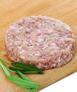 FROZEN CHICKEN PATTY 150GM/PC