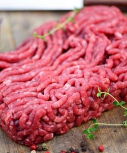 FROZEN BEEF CHUCK MINCED 500GM