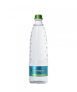 SAN BERNARDO NATURAL WATER 12 X 75CL (GLASS BOTTLE)