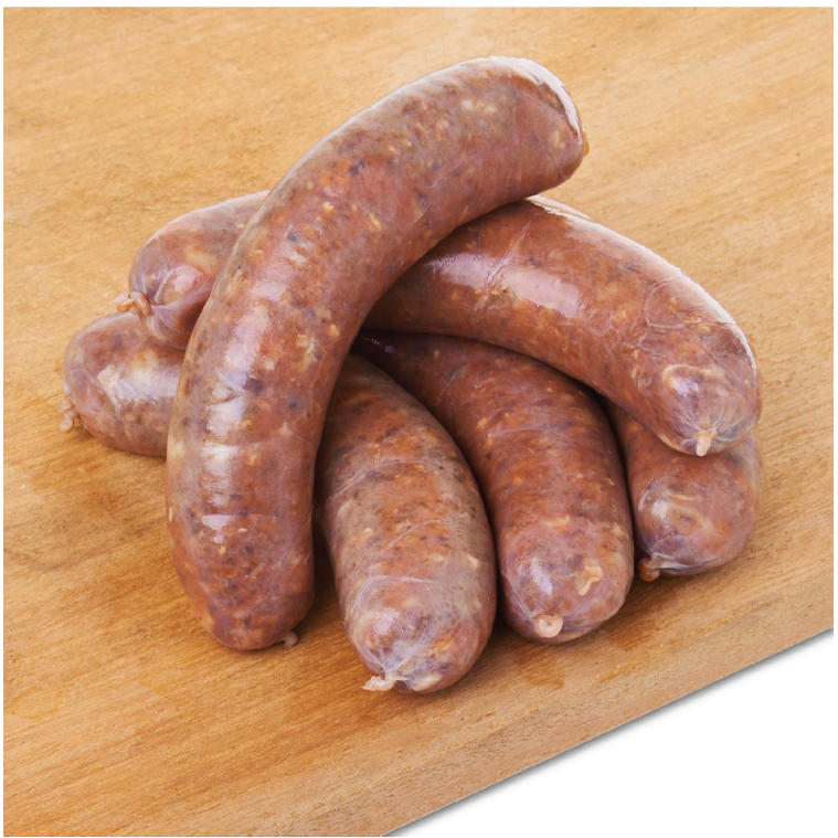 FROZEN SPANISH CHORIZO PORK SAUSAGE 100GM X 5PCS/PKT