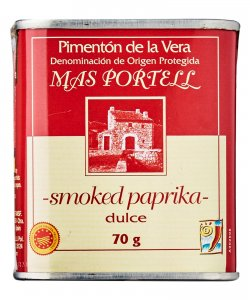 Belazu Smoked Paprika Pdo - Hot