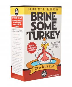 Brine Some Turkey Brine Kit And Seasoning