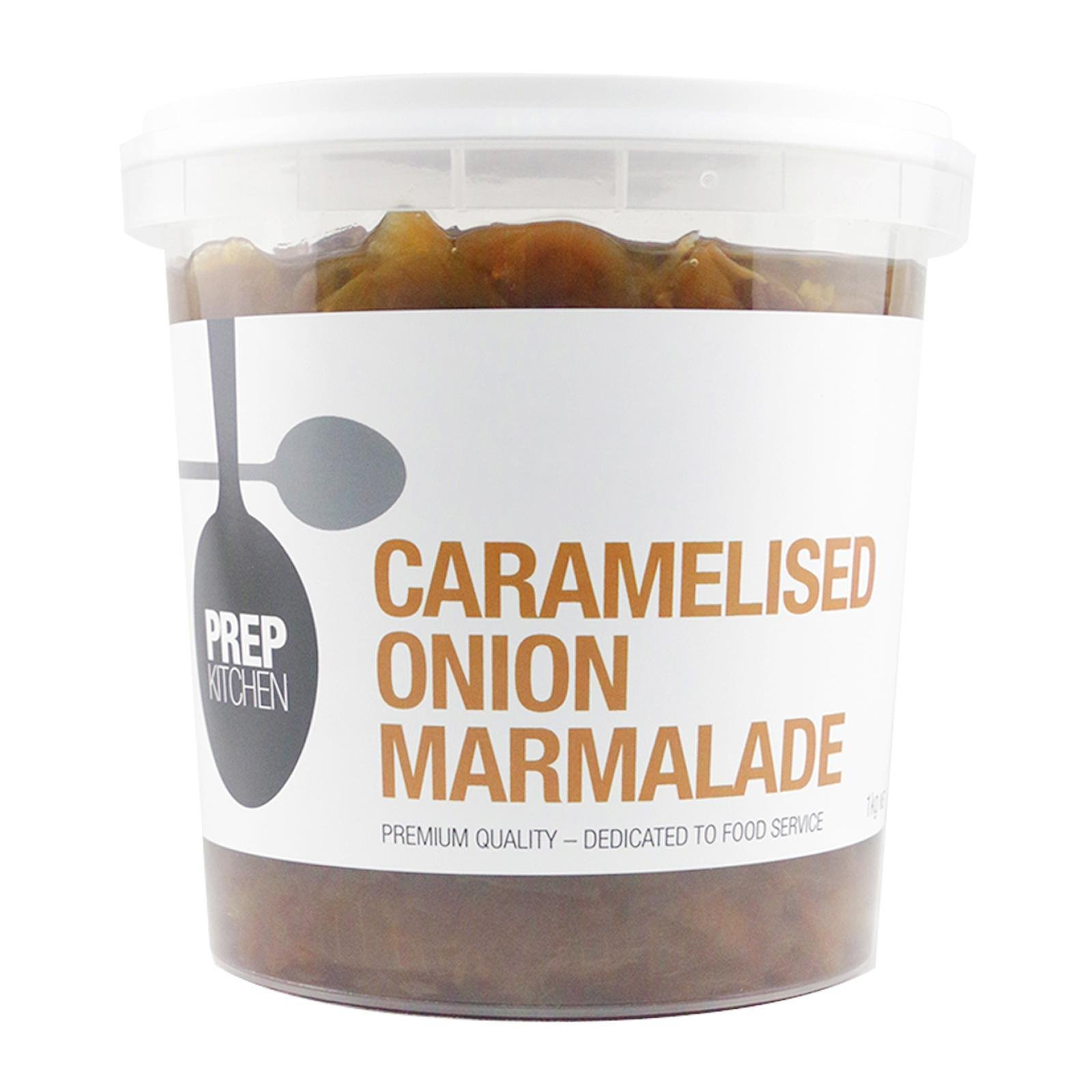 PREP KITCHEN MARMALADE CARAMELISED ONION 1KG