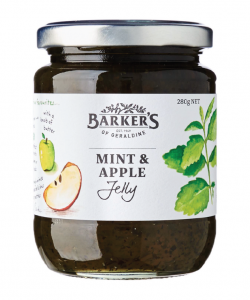 Barker's Of Geraldine Mint And Apple Jelly