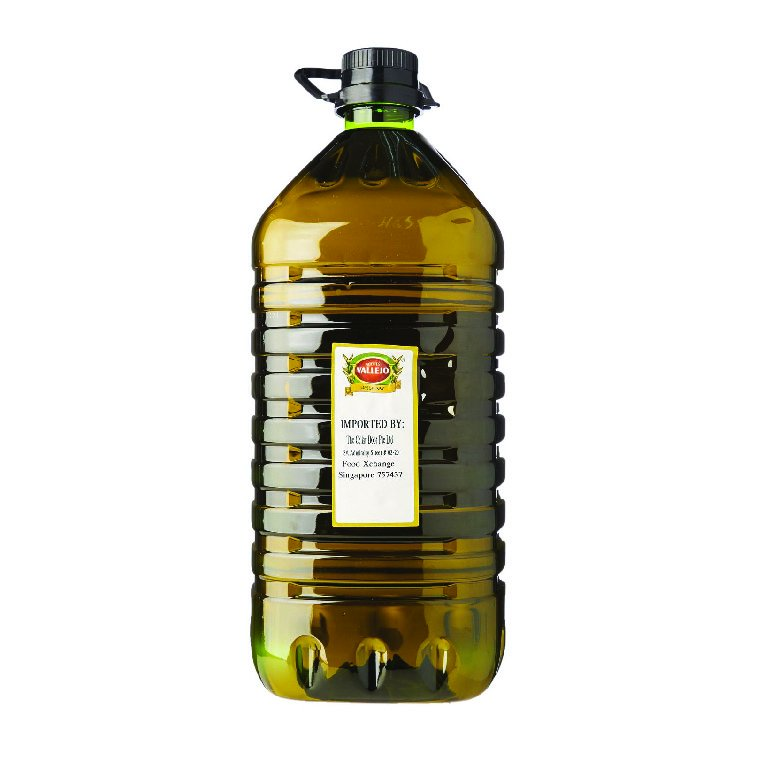 ACEITES VALLEJO EXTRA VIRGIN OLIVE OIL 5L/PET