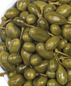 BELAZU LARGE CAPERBERRIES IN VINEGAR 200GM/PKT