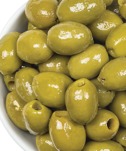 BELAZU PITTED MARTINI OLIVES 200GM/PKT