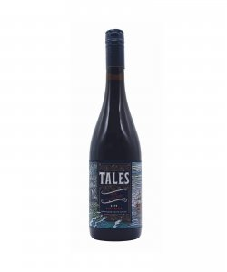 2019 TalesThe Ghost Ship Pinotage 750ML