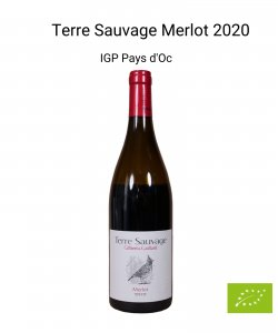 2020 Terre Sauvage Merlot IGP Pays d'Orc