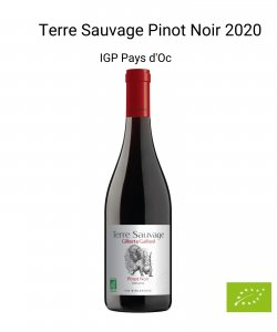 2020 Terre Sauvage Pinot Noir IGP Pays d'Oc