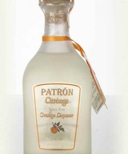 PATRON CITRONGE ORANGE LIQUEUR 70CL 35%ALC